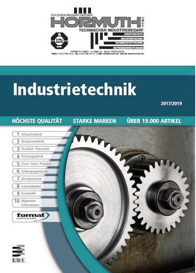 Katalog für Industrietechnik