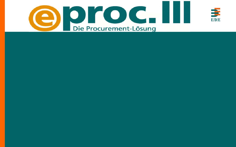 eProcIII-2