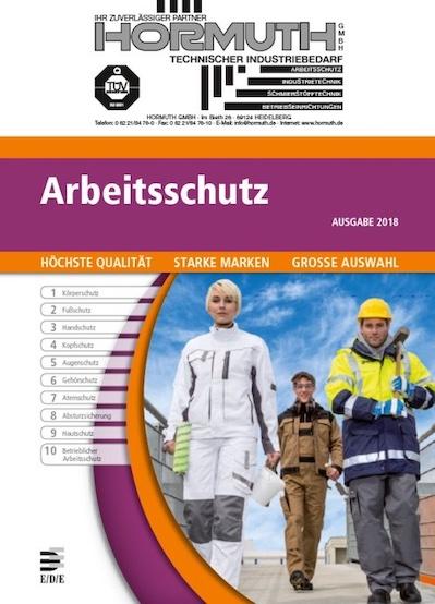 Katalog für Arbeitsschutz