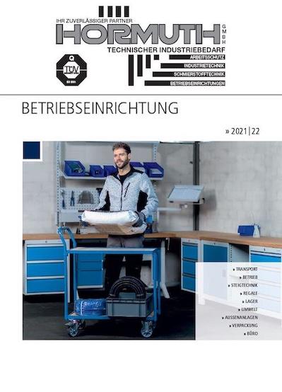 Katalog für Betriebseinrichtung