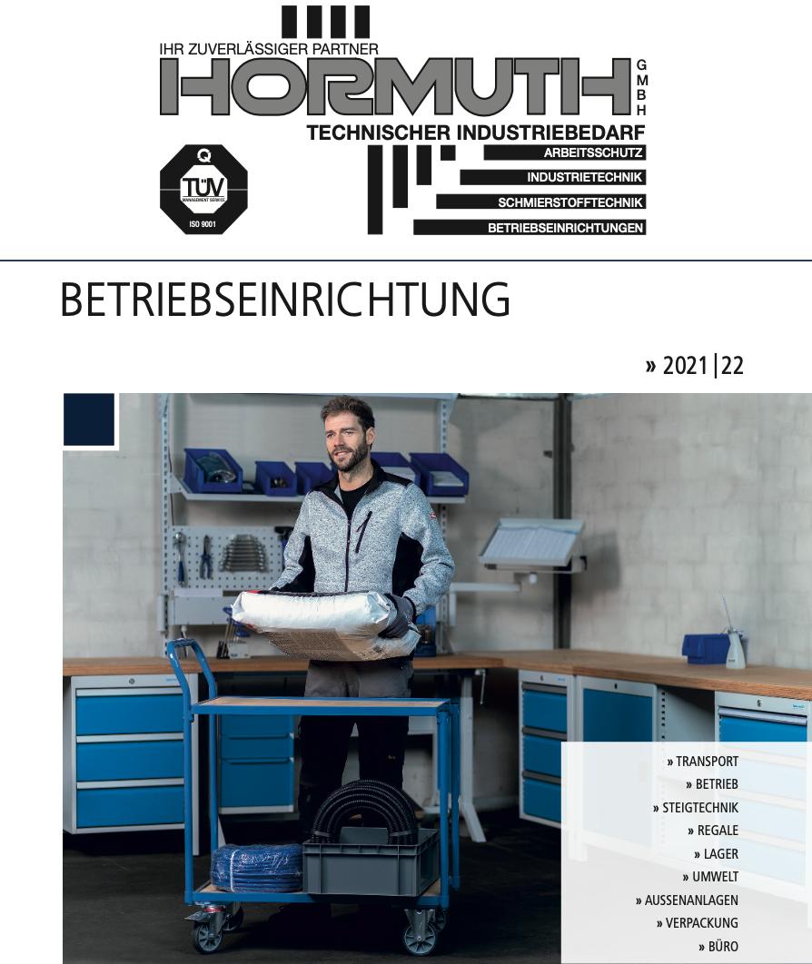 Betriebseinrichtungen_2021_22_Hormuth_cover