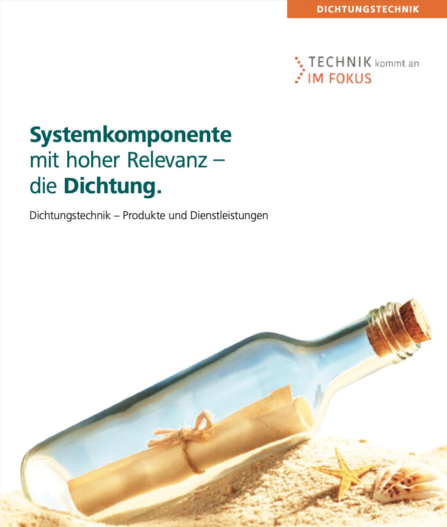 HormuthGmbH_Broschuere_Dichtungstechnik_Produkte_Di enstleistungen_cover